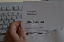 Abmahnung von Nümann + Lang?